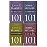 Bộ 4 Cuốn Sách 101 Những Điều Nhà Lãnh Đạo Cần Biết - Tập 2 Hoàn Thiện Tư Duy Lãnh Đạo ( tặng kèm bookmark TH )