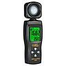 Máy Đo Độ Ẩm, Độ Sáng Smart Sensor Đen (0-200000)