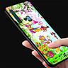 Ốp kính cường lực cho điện thoại Samsung Galaxy A30 - Tôn giáo MS TGIAO037 - Hàng Chính Hãng