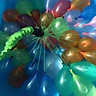 3 Sets Total 111 Pcs Summer Outdoor Party Prank Water Balloon Bombs Water Toys