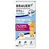 Men vi sinh Brauer Úc dạng bột dành cho trẻ từ 9-36 tháng tuổi 60g + Tặng khăn Cotton xuất khẩu
