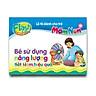 Combo 10 Hộp Flash card song ngữ Anh Việt - Lô tô cho trẻ mầm non - Chủ đề: Bé sử dụng năng lượng tiết kiệm, hiệu quả