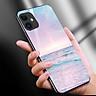 Ốp kính cường lực cho điện thoại iPhone 11 - cảnh biển MS CBDT017