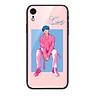 Ốp lưng CƯỜNG LỰC VIỀN ĐEN cho iPhone XR KPOP_BTS_V - Hàng chính hãng