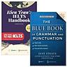 Combo Cẩm Nang Tự Học Ielts + The Blue Book of Grammar and Punctuation (Bộ 2 Cuốn)