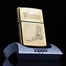 Bật Lửa Zippo 1932-1992 - Đồng Nguyên Khối - Winston
