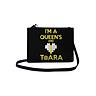 Túi Đeo Chéo Nữ In Hình I'M A Queen And Love T-Ara -TUKK079