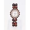 Đồng Hồ Nữ Mắt Hổ Đỏ DHN21 Bảo Ngọc Jewelry