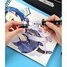 Bộ bút màu Marker TOUCH COLOR 30/40 màu - Tặng kèm 2 bút