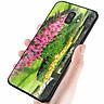Ốp kính cường lực cho điện thoại Samsung Galaxy J4 - Vườn Hoa MS VHOA003 - Hàng Chính Hãng