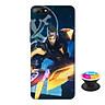 Ốp lưng nhựa dẻo dành cho Huawei Y7 Pro 2018 in hình Nakroth Siêu Việt Bậc V - Tặng Popsocket in logo iCase - Hàng Chính Hãng