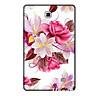 Ốp lưng in hình hoa dành cho Samsung Galaxy Tab 4 7.0