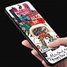 Ốp điện thoại dành cho máy Samsung Galaxy A20 - giáng sinh đầm ấm MS GSDA005