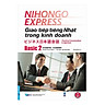 Giao Tiếp Tiếng Nhật Trong Kinh Doanh - Basic 2 (Tặng 1 CD)