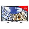 Smart Tivi Màn Hình Cong Samsung 49 inch UA49M6303 - Hàng Chính Hãng