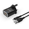 Bộ Sạc Promate ChargeMate-QC3.EU Ultra-Fast USB-C 1.2m - Hàng Chính Hãng