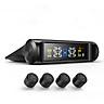 Cảm biến áp suất và nhiệt độ lốp JC-01 sạc bằng năng lượng mặt trời hoặc USB