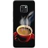 Ốp lưng dành cho  Huawei Mate 20 Pro  mẫu Ly Cafe