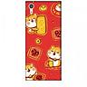 Ốp lưng dành cho điện thoại SONY XA1 Mèo Thần Tài Mẫu 4