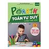 POMath - Toán Tư Duy Cho Trẻ Em 4-6 Tuổi (Tập 3) (Tặng kèm booksmark)