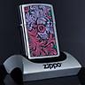 Bật Lửa Zippo La Mã 1995 – Venetian Color – Eu