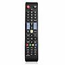 Universal TV Remote Control Wireless Smart Controller Replacement For Samsung HDTV LED Smart Digital TV Black - Black