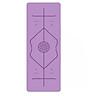 Thảm tập yoga định tuyến Pido cao cấp (Kèm túi định tuyến và dây buộc thảm)