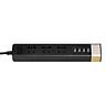 Ổ Điện Remax 3 Ổ Cắm Đa Năng - 4 Cổng USB (Giao Màu Ngẫu Nhiên) - Hàng chính hãng