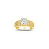Nhẫn nữ đính đá sang trọng 40