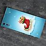 Ốp điện thoại dành cho máy Sony Xperia XZ - Giáng sinh an lành ấm áp MS GSANAA029