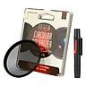 Combo Kính Lọc Filter Marumi Fit & Slim CPL 52mm + Bút Lau Lens - Hàng Nhập Khẩu