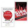 Combo sách thành công : Con đường thăng tiến + Siêu đội ngũ - Tặng kèm bookmark thiết kế