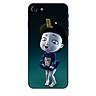 Ốp lưng nhựa cứng nhám dành cho iPhone 8 in hình Tiểu Cương Thi Nữ