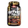 Sữa tăng cơ Nitro Tech 100% Whey Gold của Muscle tech hương socola hộp 31 lần dùng - 2 LBS