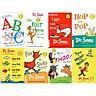 Bộ 8 Cuốn Sách Song Ngữ Dr. Seuss Kinh Điển Giúp Trẻ Học Tiếng Anh (Tặng Tickbook đặc biệt)