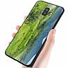 Ốp kính cường lực cho điện thoại Samsung Galaxy J4 - Quê Hương MS QHUONG017 - Hàng Chính Hãng