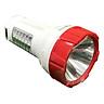 Đèn Pin LED Điện Quang ĐQ PFL08 R WR (Pin sạc) - Trắng Đỏ