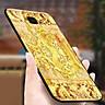 Ốp kính cường lực cho điện thoại Samsung Galaxy A50 - long phượng MS TRANH 005 - Hàng Chính Hãng