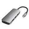 Hub USB-C 7 Trong 1 Dodocool (Cổng HD 4K + Khe Cắm Thẻ SD/TF + Cổng Sạc PD + 3 Cổng USB 3.0)