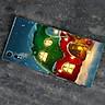 Ốp điện thoại dành cho máy Sony Xperia XZ1 - Giáng sinh an lành ấm áp MS GSANAA009