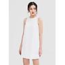 Đầm Nữ Form Suông Nhấn 2 Ren Nhỏ Vải Marc Fashion