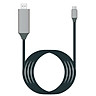 USB 3.1 Type C USB-C to HDMI HDTV Adapter Cable for Samsung Galaxy S8 Macbook