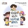 Toán - Anh Cho Trẻ Mầm Non - Phát Triển Trí Lực Toàn Diện Cho Trẻ 2 - 4 Tuổi - Nhận Thức Không Gian