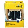 Đai Cố Định Thắt Lưng Cột Sống, Đai thoát vị đĩa đệm Elnova (Màu Đen)
