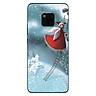 Ốp điện thoại dành cho máy Huawei MATE 20 Pro - Giáng sinh an lành ấm áp MS GSANAA003