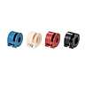 A/C Air Conditioning Spring Lock Coupling Tool Quick Disconnect Tools Multicolor 4PCS