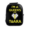 Balo Nữ In Hình I'M A Queen And Love T-Ara - BLKLK079