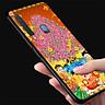Ốp kính cường lực cho điện thoại Samsung Galaxy A30 - Tranh Mai Đào MS MDAO014 - Hàng Chính Hãng