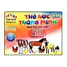 Flash card – Thẻ học thông minh – Dạy trẻ về Thế giới xung quanh - Theo Phương pháp giáo dục sớm Glenn Doman (song ngữ Anh Việt) - Chủ đề: Động vật nuôi