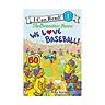 Icr L1 Bbears: We Love Baseball!